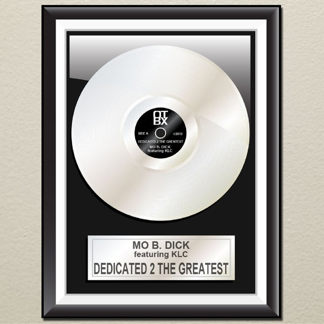 Dedicated 2 The Greatest (feat. KLC) - Single
