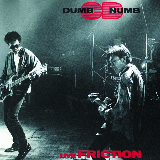 Dumb Numb CD (Live)