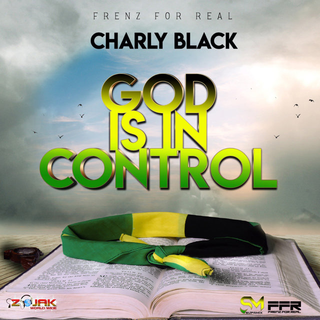 God is in Control - Single
