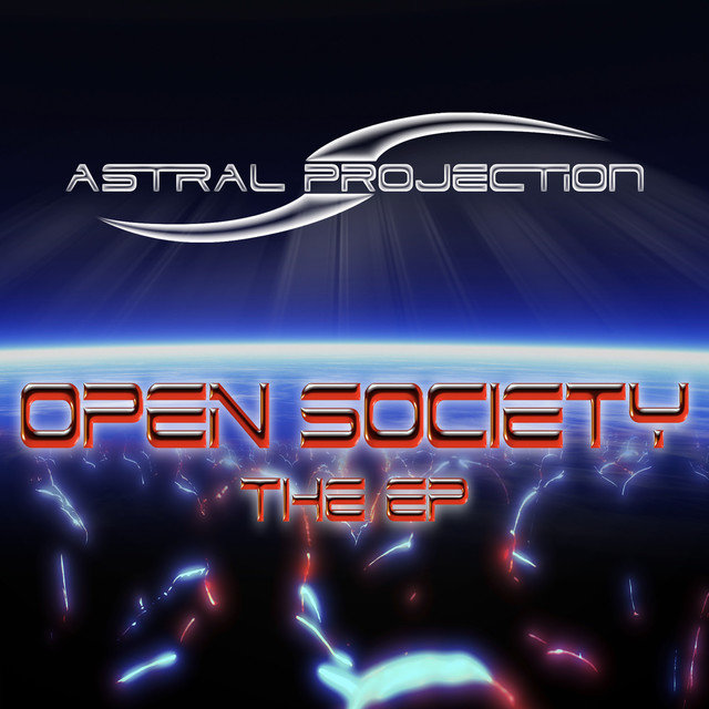 Open Society - The EP.