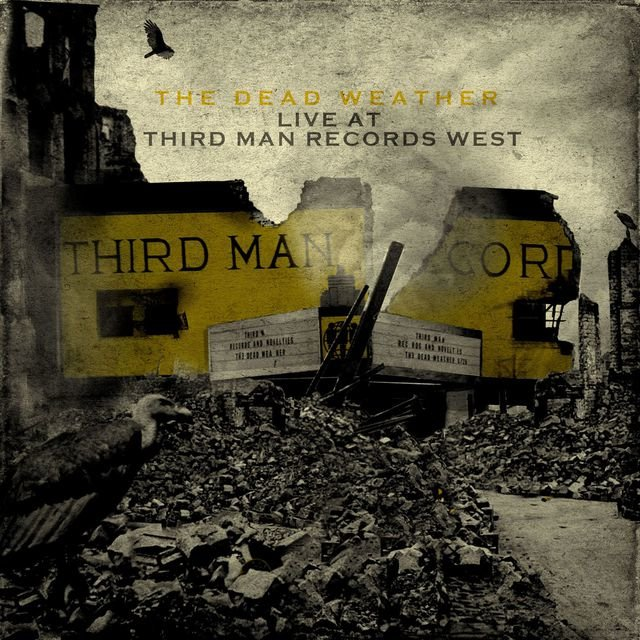 Live At Third Man Records West