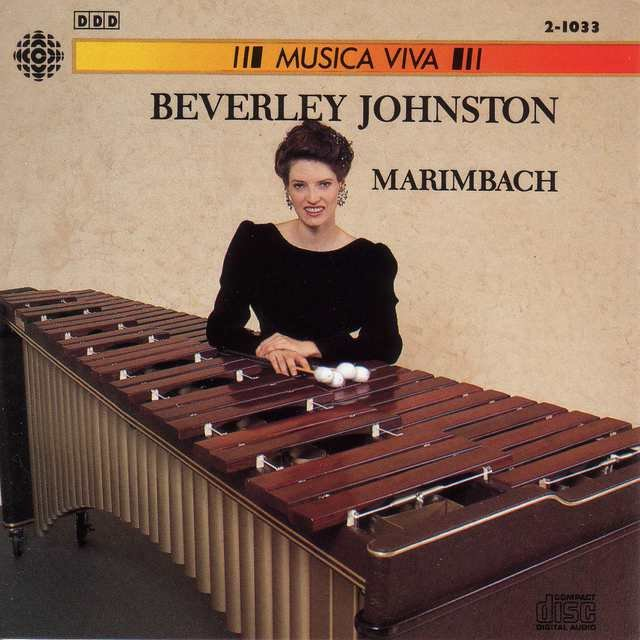 Marimbach - Bach Arranged for Marimba Solo