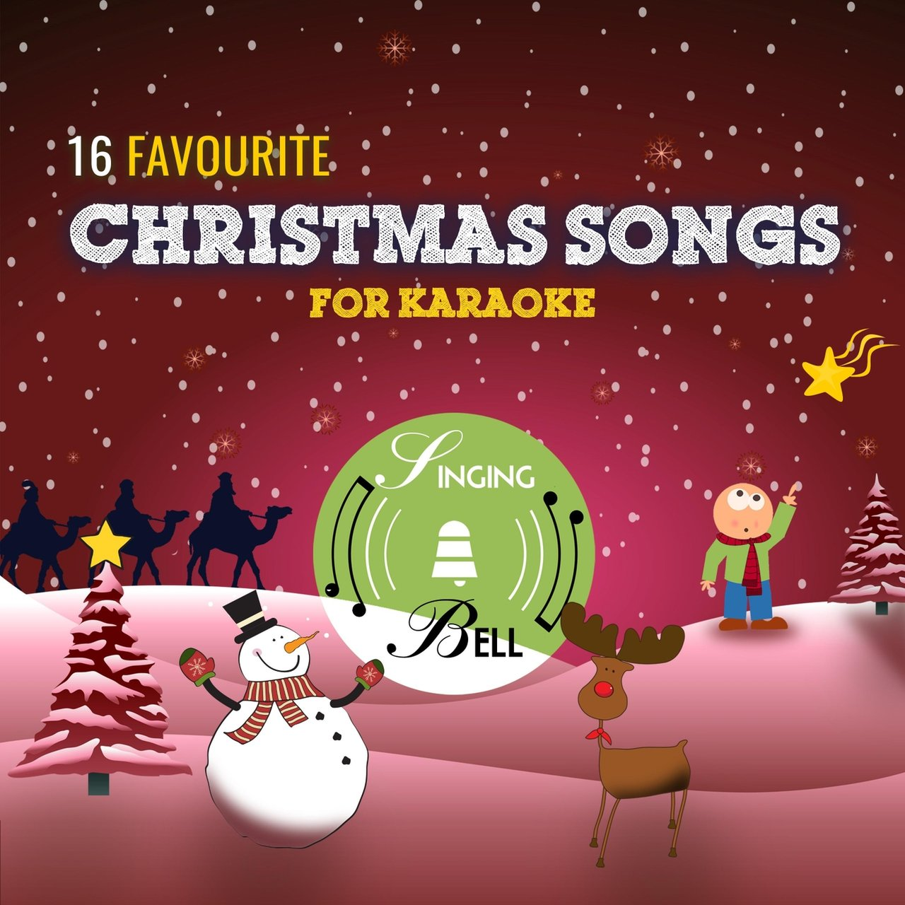 TIDAL: Listen to 16 Favourite Christmas Songs for Karaoke on TIDAL