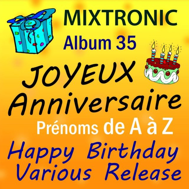 Tidal Listen To Happy Birthday By Mixtronic On Tidal