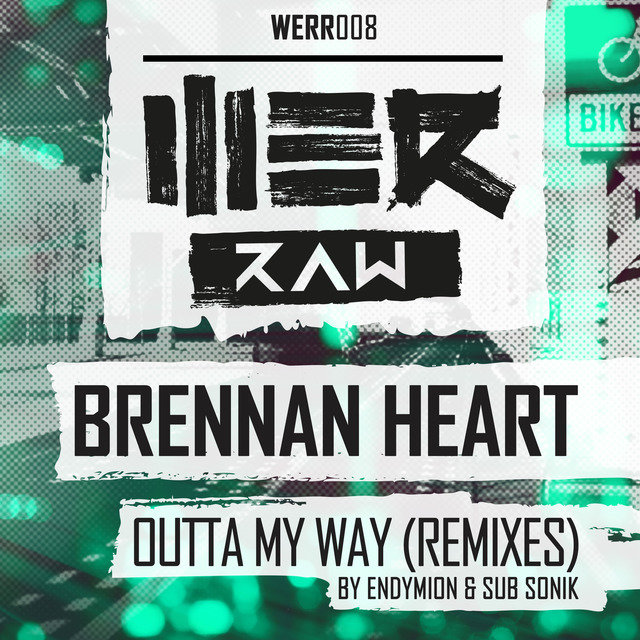 Outta My Way (Remixes)