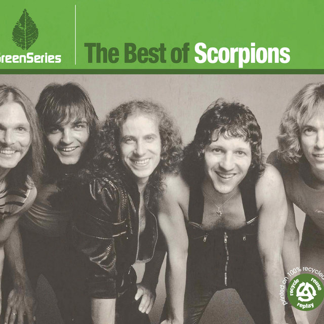 The Best Of Scorpions - Green Series