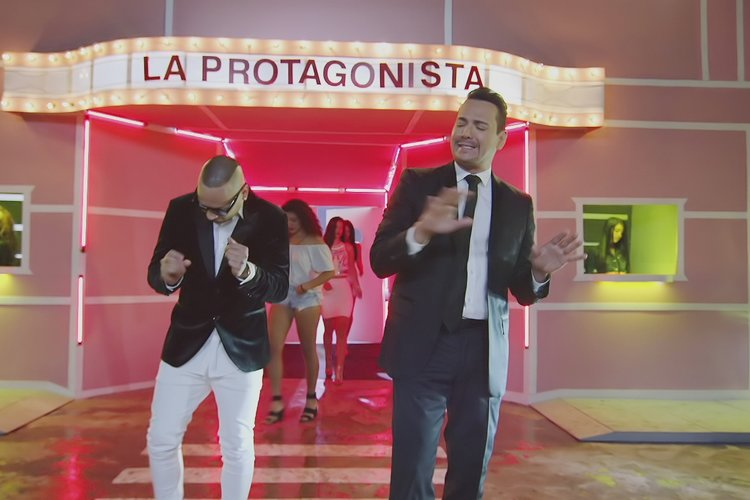 La Protagonista (Remix - Official Video)
