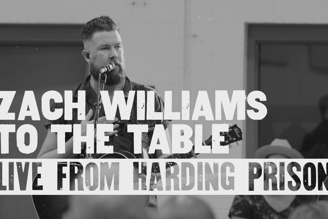 To the Table (Live from Harding Prison)