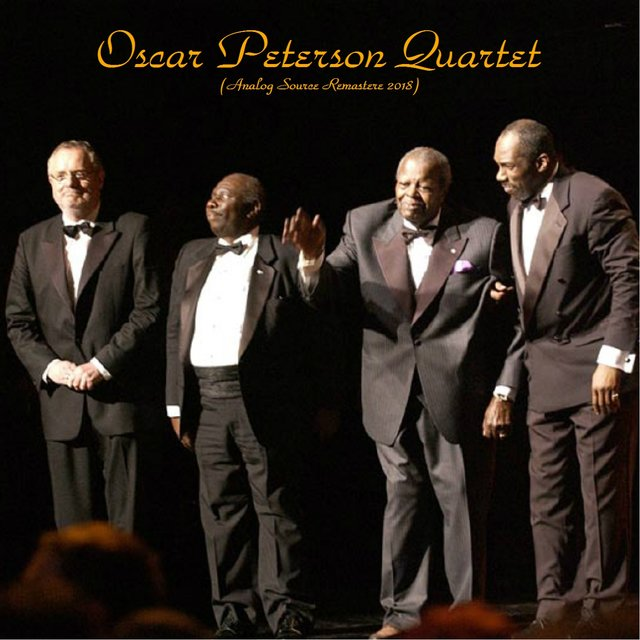 Oscar Peterson Quartet