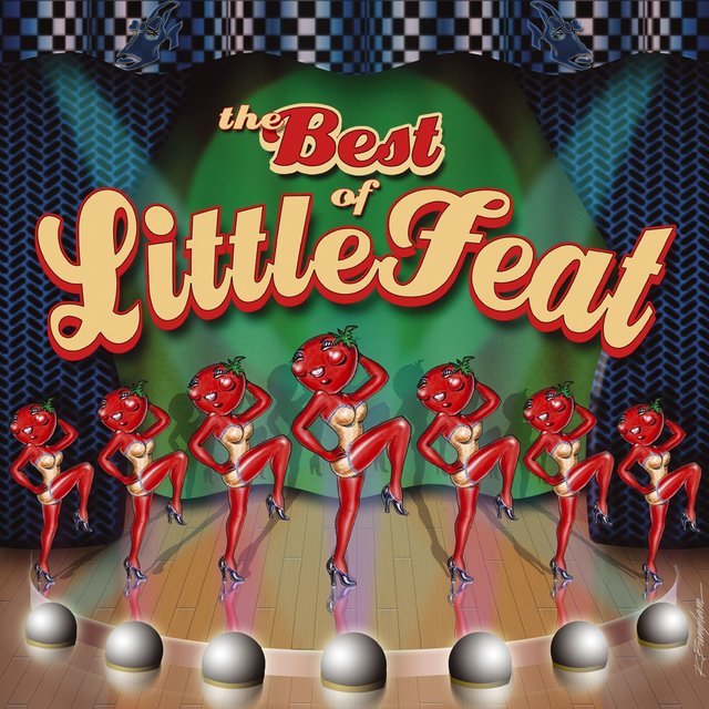 The Best Of Little Feat [w/interactive booklet]