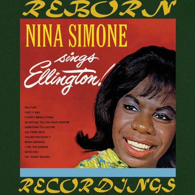 Nina Sings Ellington (HD Remastered)