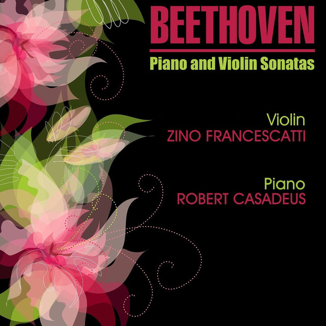 Beethoven: Sonates for piano and violin