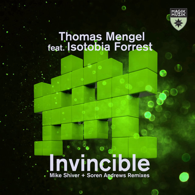 Invincible (feat. Isotobia Forrest)