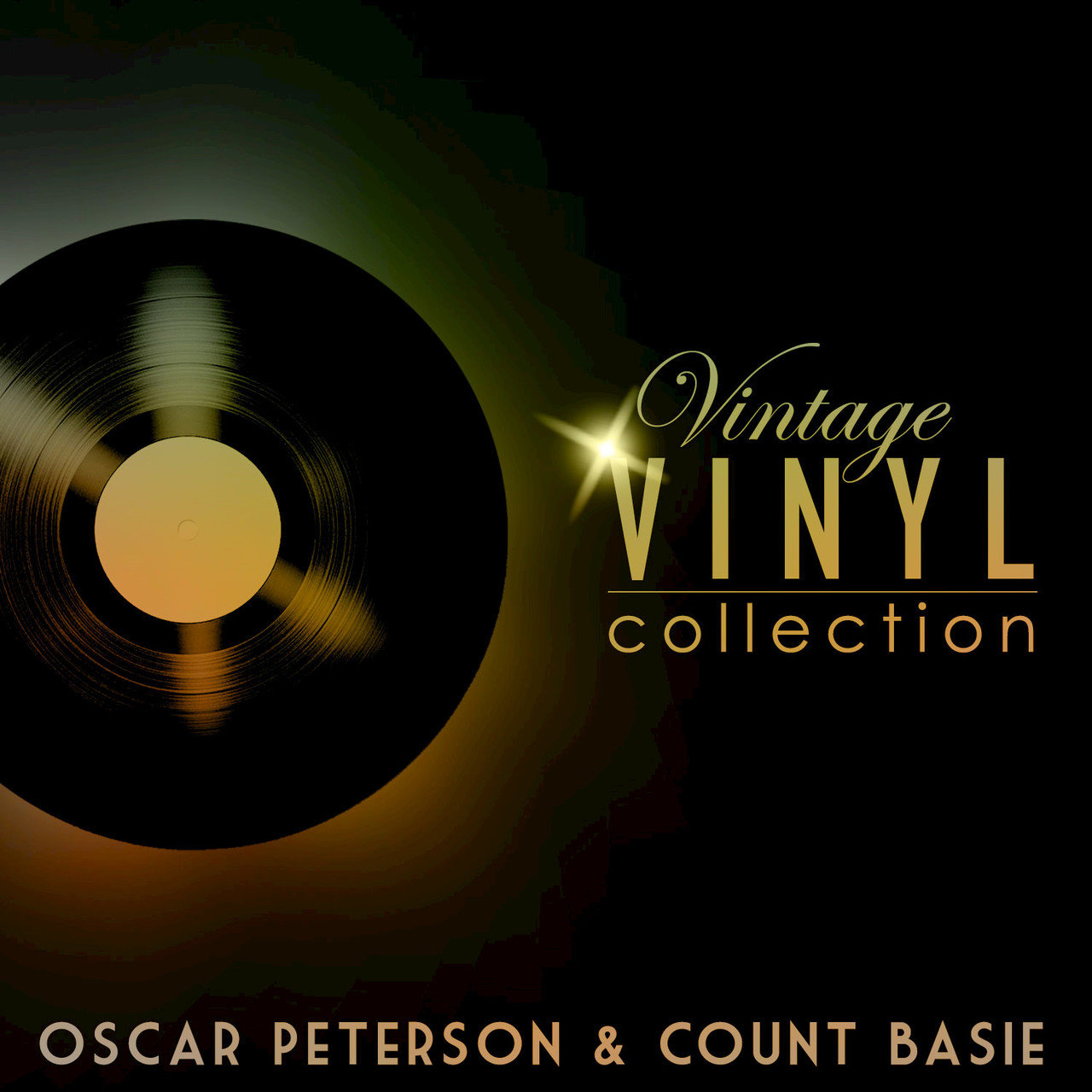 Vintage Vinyl Collection - Oscar Peterson and Count Basie