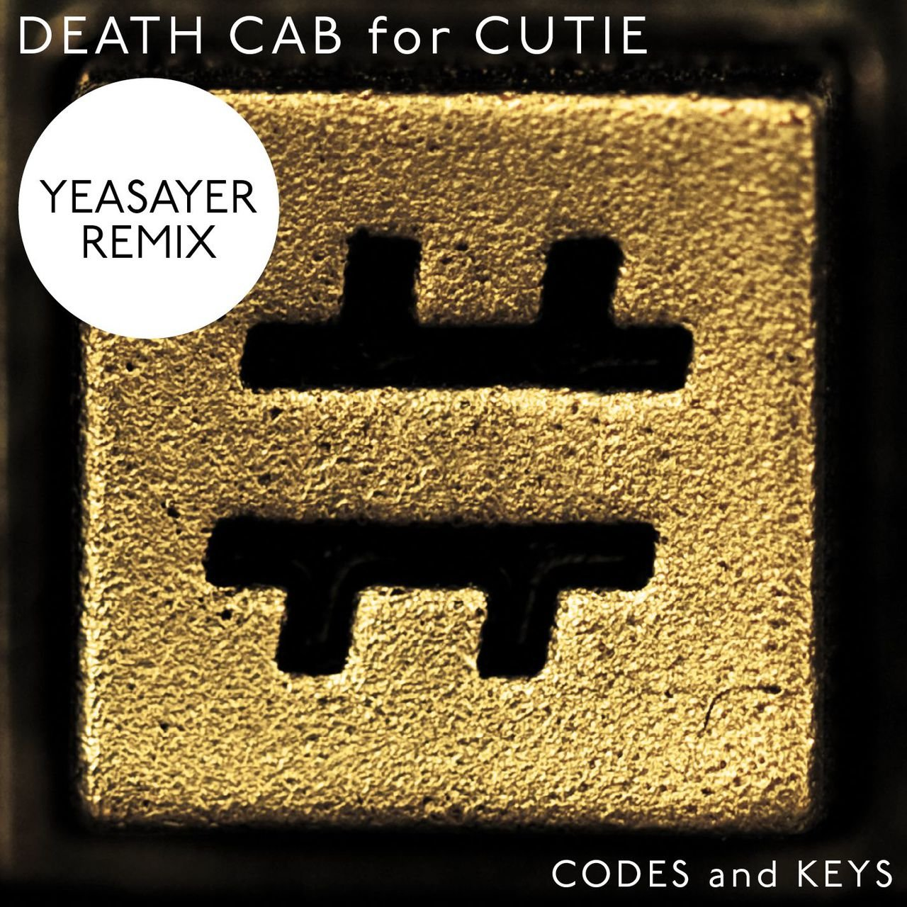 Codes And Keys (Yeasayer Remix)