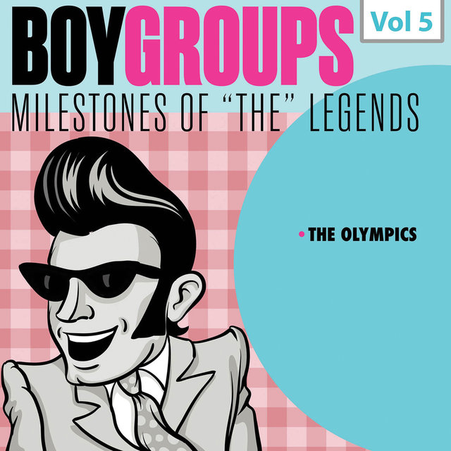 Milestones of the Legends: Boy Groups, Vol. 5
