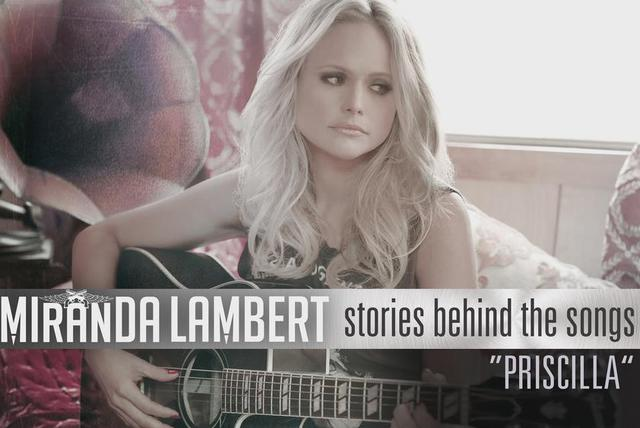 Stories Behind the Songs - Priscilla