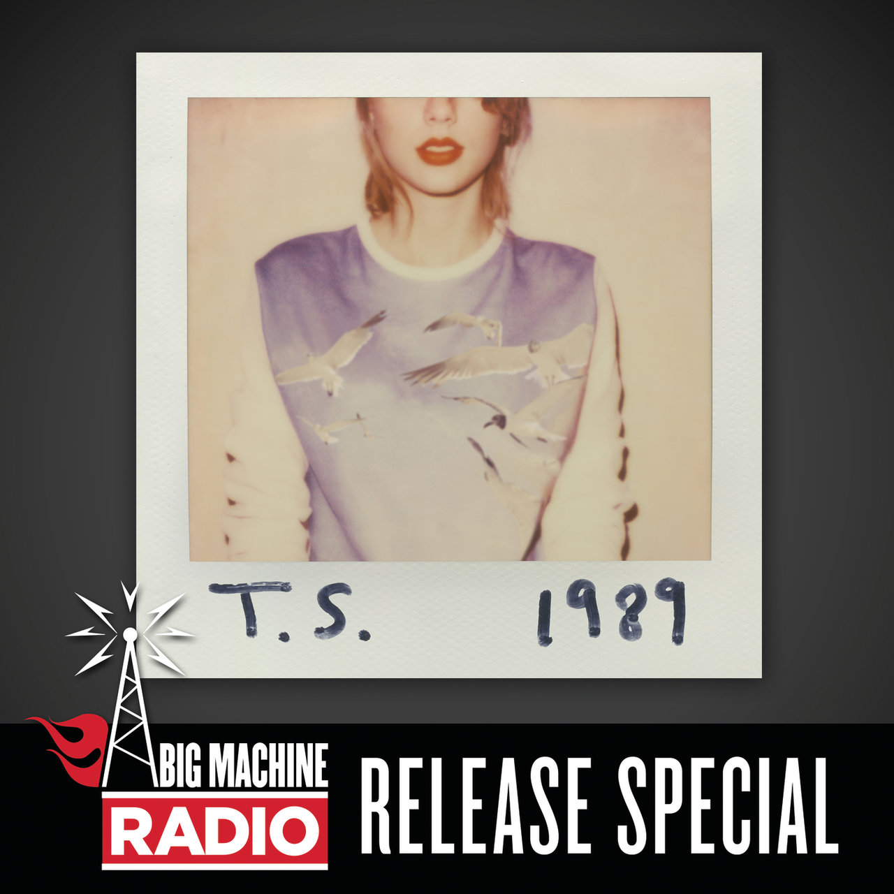 1989 (Big Machine Radio Release Special)