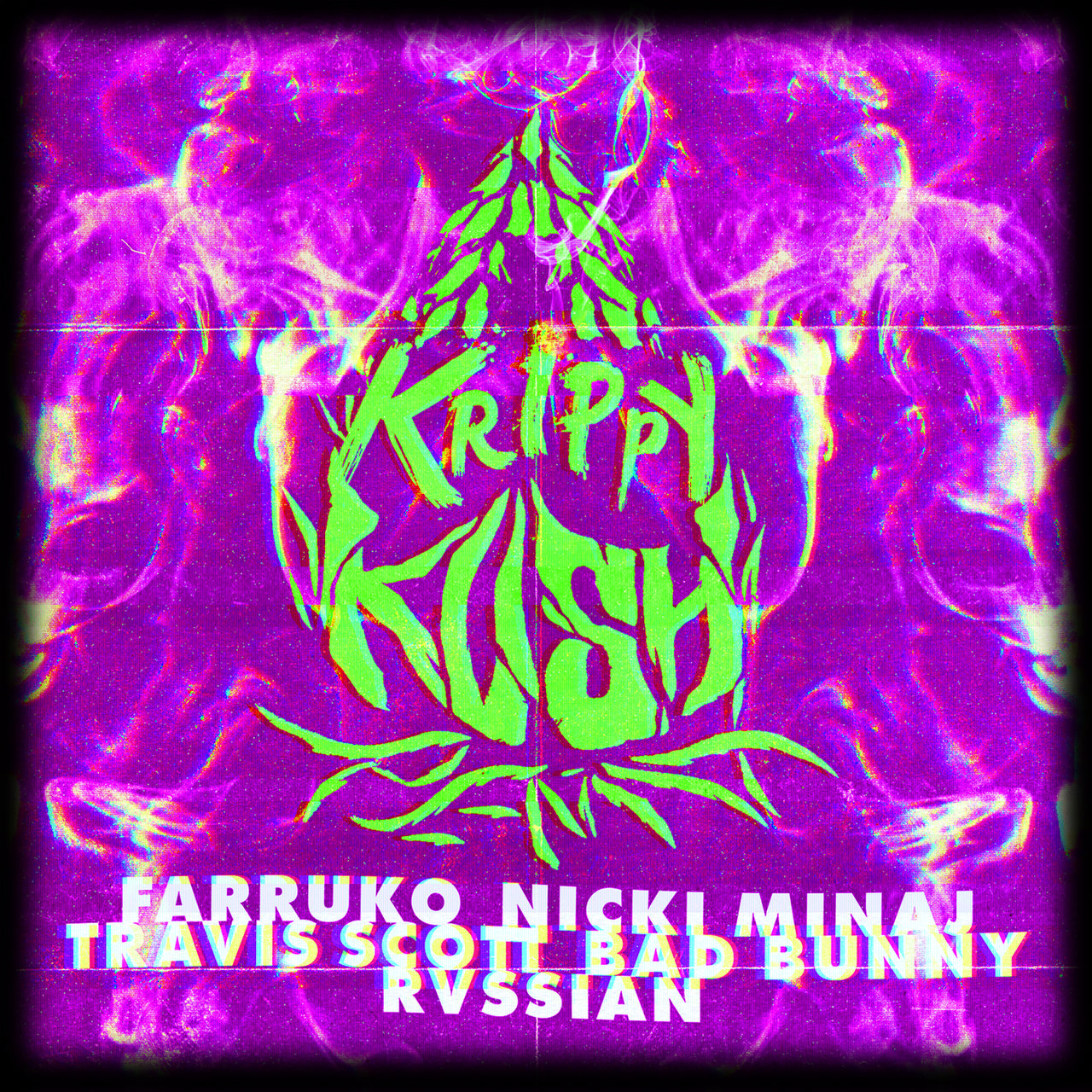 Krippy Kush (Travis Scott Remix)