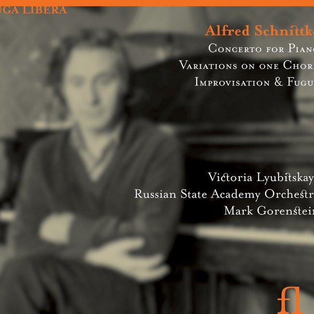 Tidal Listen To Schnittke Concerto For Piano Variations On One