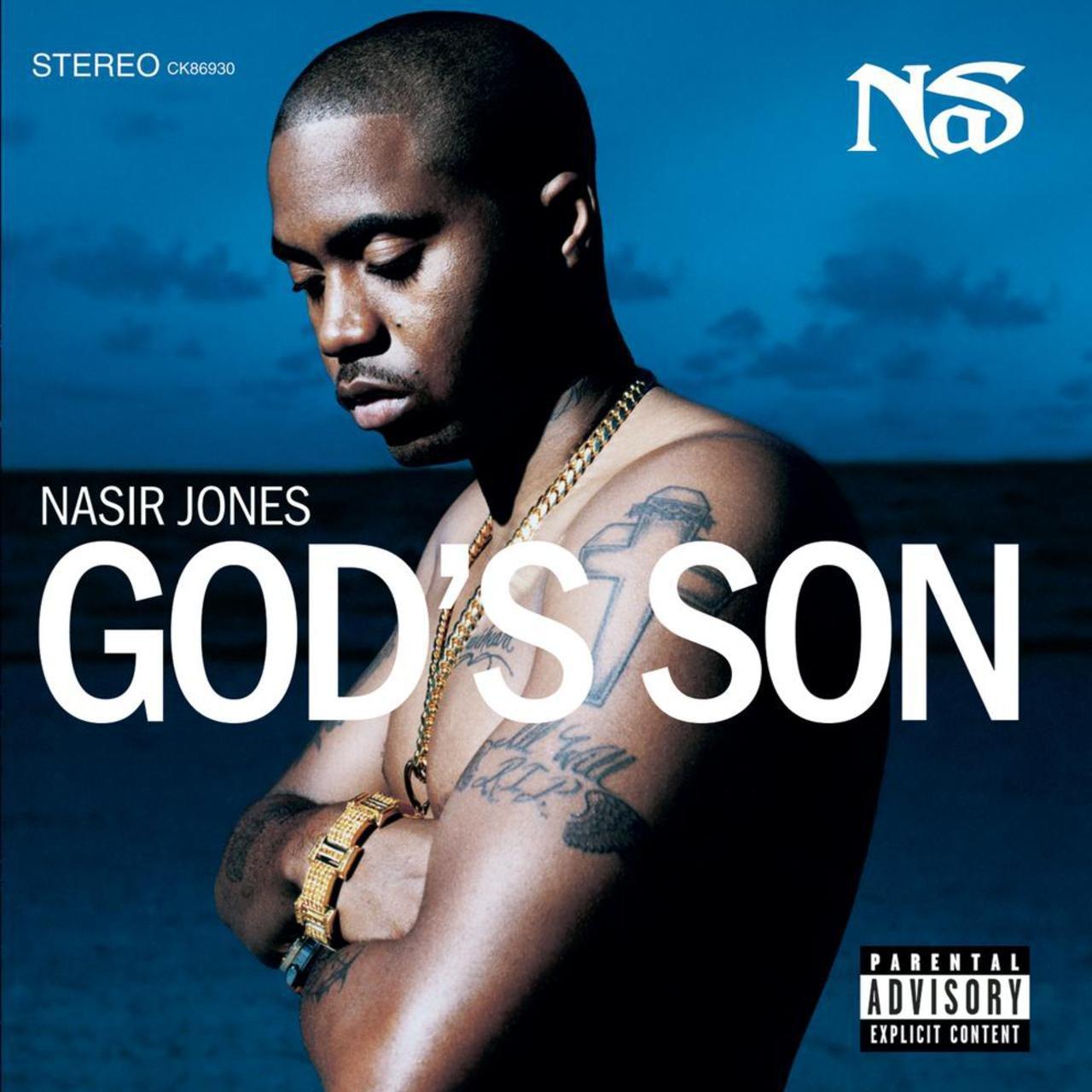 """Nasir jones, nas, god son, """"god son""""""""album review, download""""god."""