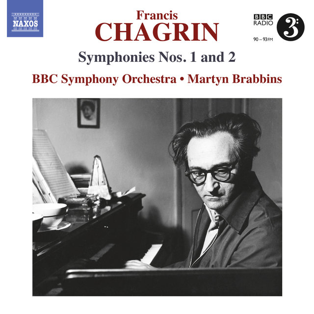 Chagrin: Symphonies Nos. 1 & 2