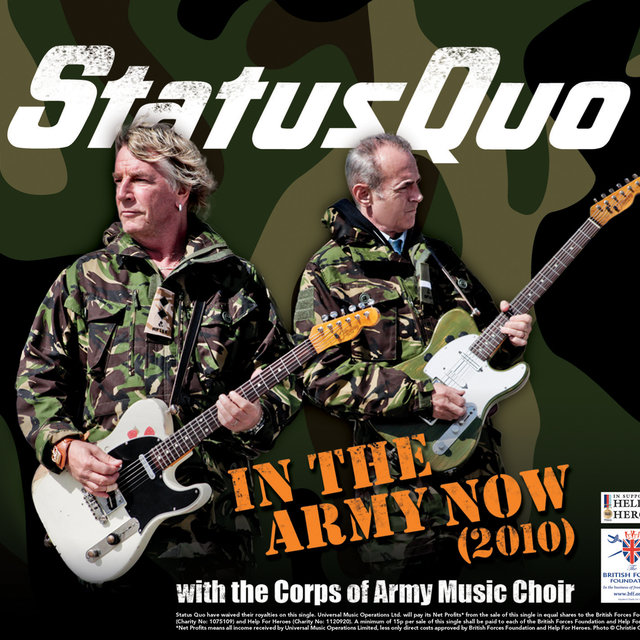 In The Army Now (2010) (Audio only)