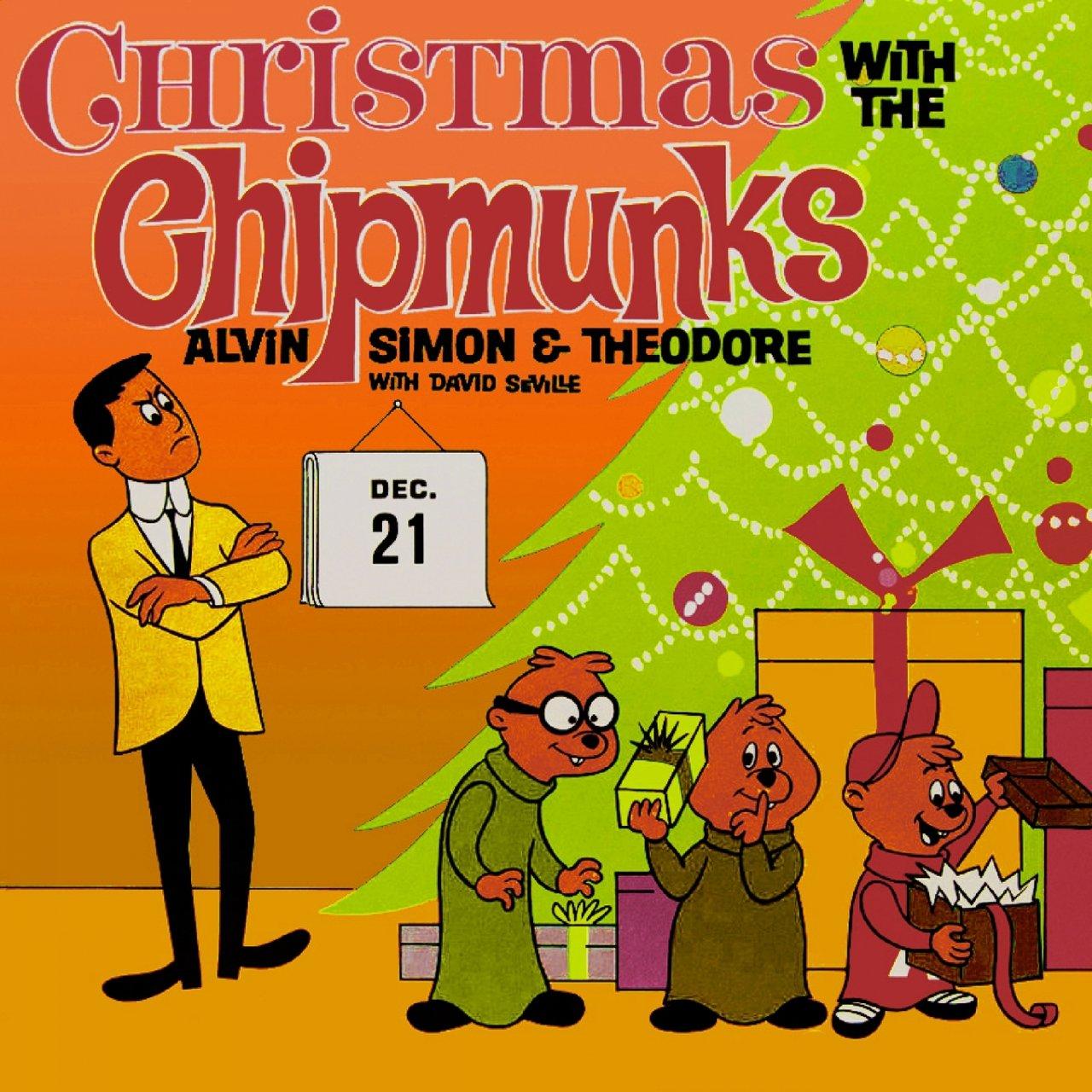 TIDAL: Listen to The Chipmunks: Christmas Album on TIDAL