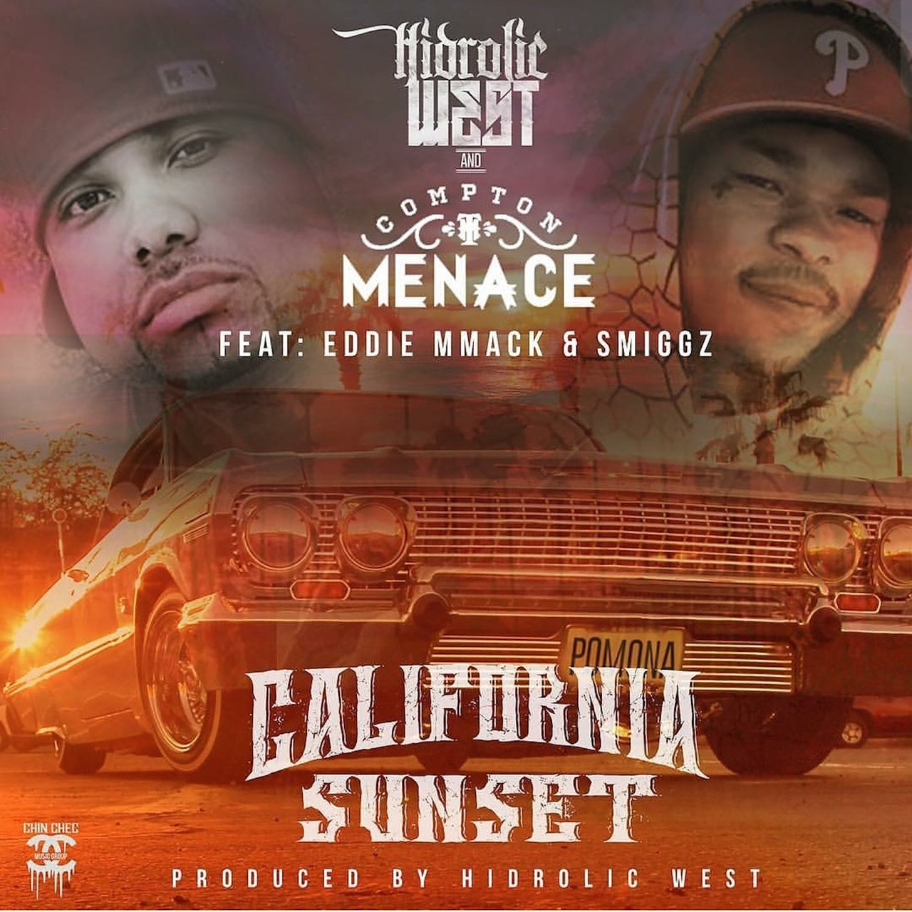 California Sunset (feat. Eddie MMack & Smiggz)