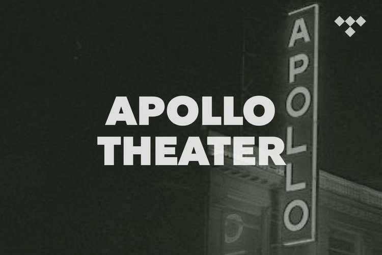 Apollo Theater: An American Music History