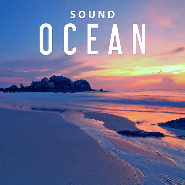 Sound Ocean - Water World, Silence Before the Storm, Echo Water, Waves on the Sea, Wet Sand