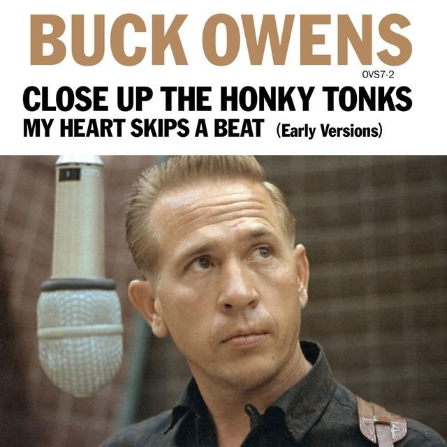 Close Up The Honky Tonks (Early Version) / My Heart Skips A Beat (Early Version)