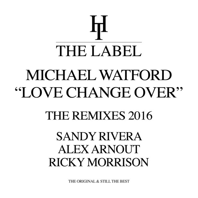 Love Change Over (The Remixes)