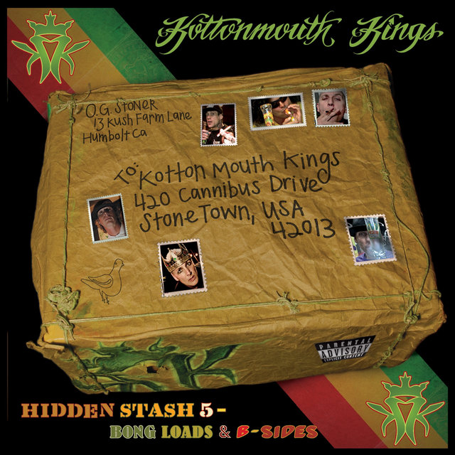 Hidden Stash 5 - Bong Loads & B-Sides