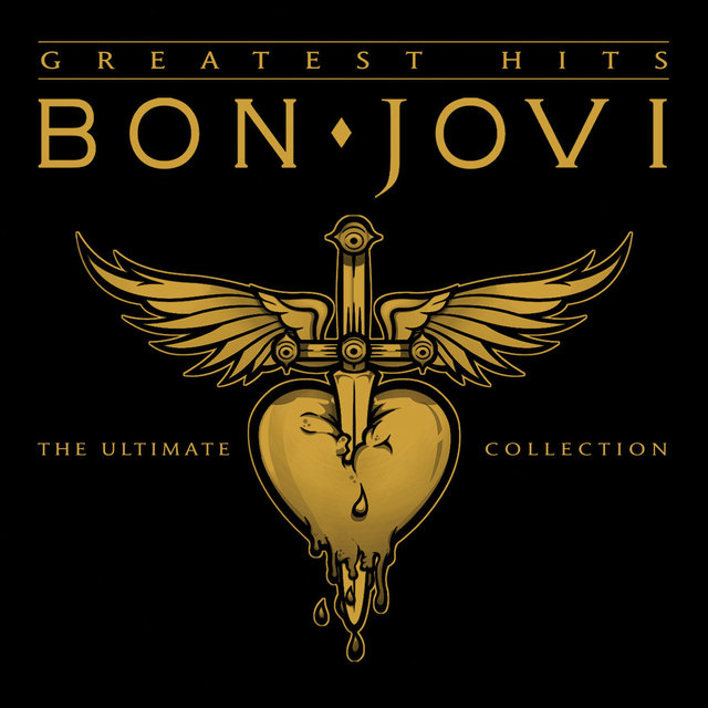 Bon Jovi Greatest Hits - The Ultimate Collection