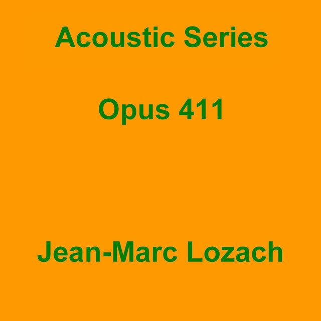 Acoustic Series Opus 411