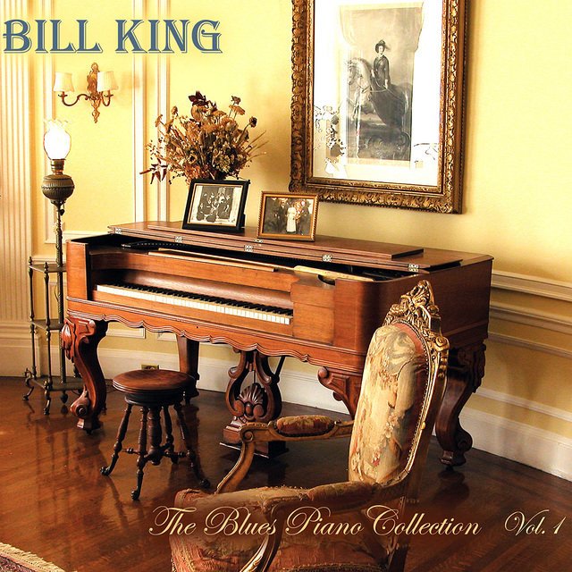 The Blues Piano Collection, Vol. 1