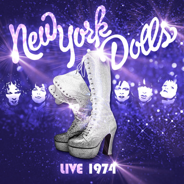 The New York Dolls - Live 1974