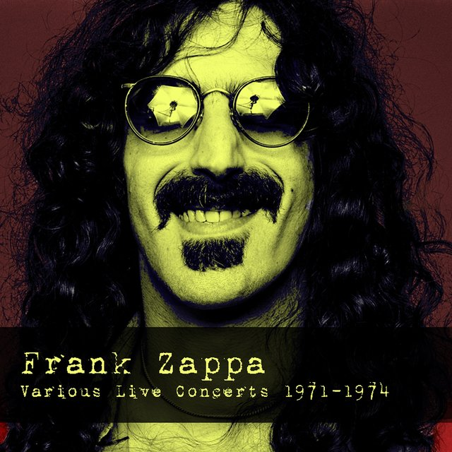 Frank Zappa: Various Live Concerts 1971-1974