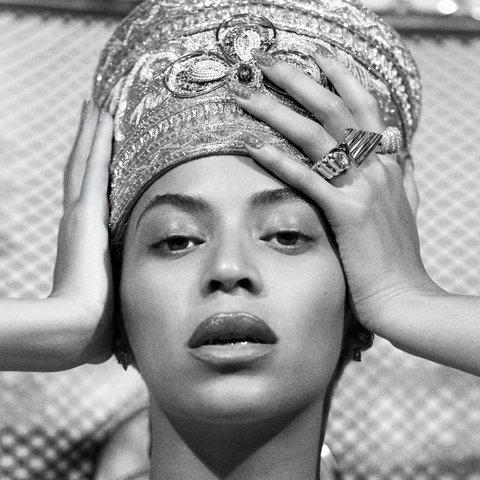 Beyoncé on TIDAL