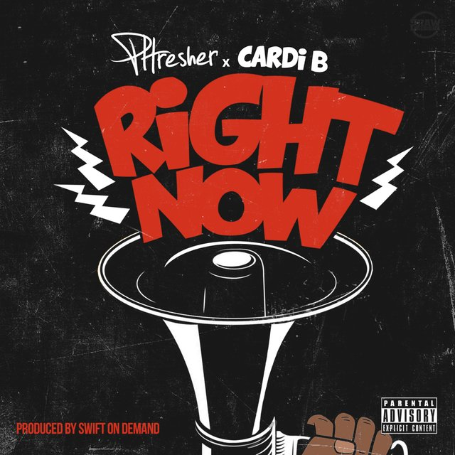 Right Now (feat. Cardi B)