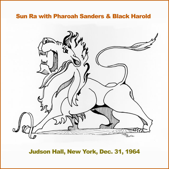 Sun Ra with Pharoah Sanders and Black Harold
