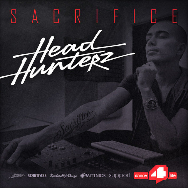 Headhunterz - Sacrifice
