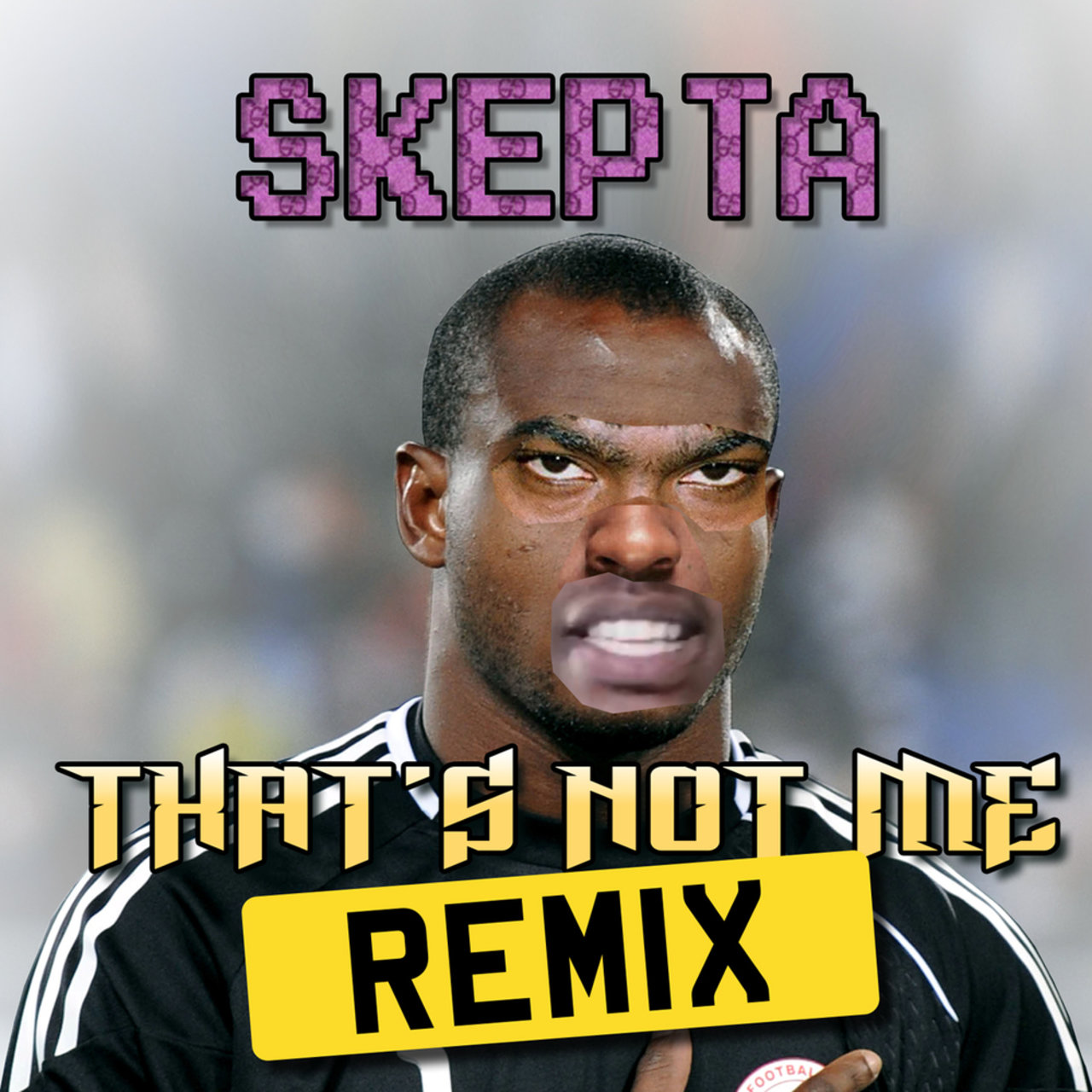 That's Not Me (Remix)