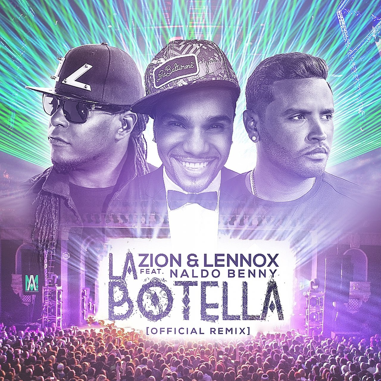 La Botella (Remix) (feat. Naldo Benny) - Single