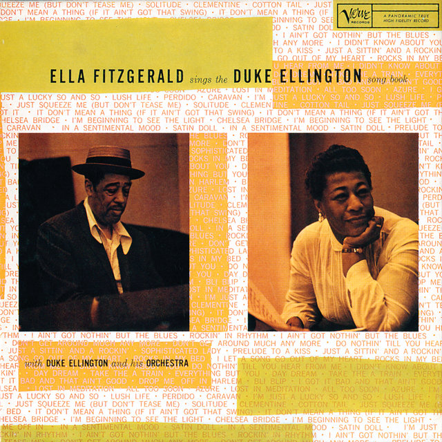Ella Fitzgerald Sings The Duke Ellington Songbook (Expanded Edition)