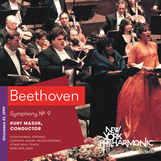 Beethoven: Symphony No. 9 (Recorded 1999)
