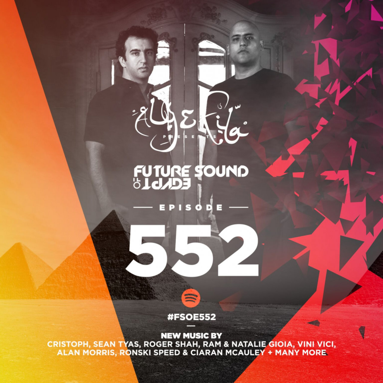 Future Sound Of Egypt Episode 552