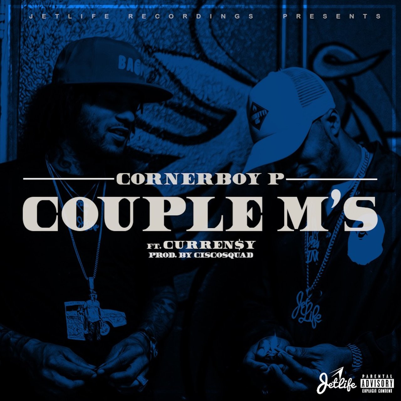 Couple M's (feat. Curren$y)