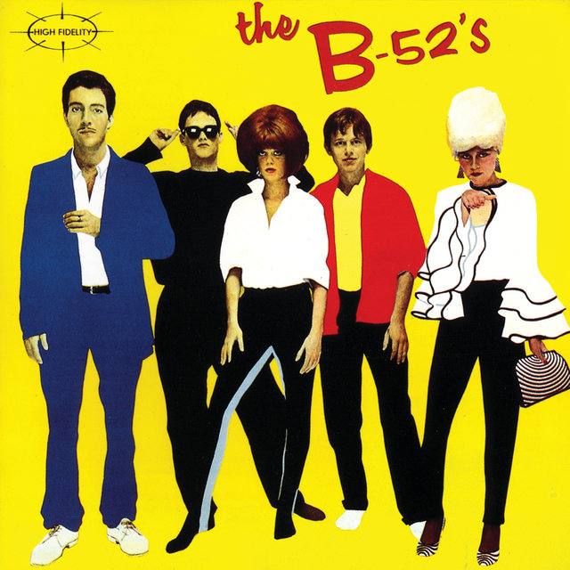 The B52's